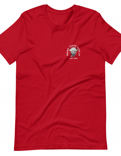 Palm Pirate Front - Red