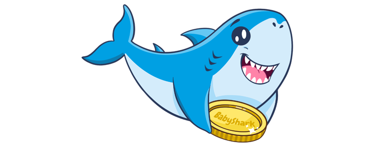 Buy with Baby Shark Token Cryptocurrency
